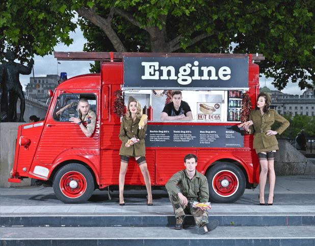 Site Anglais Food Truck